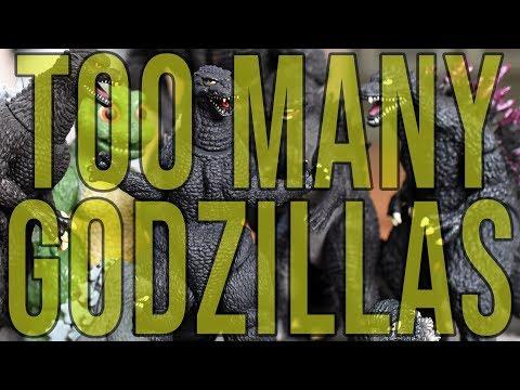 "Monster Island Buddies Ep 107: ""Too Many Godzillas"""