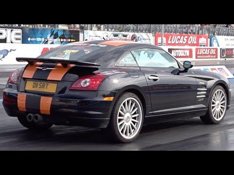 Chrysler Crossfire SRT6 1/4 Mile 12.42 @ 112mph