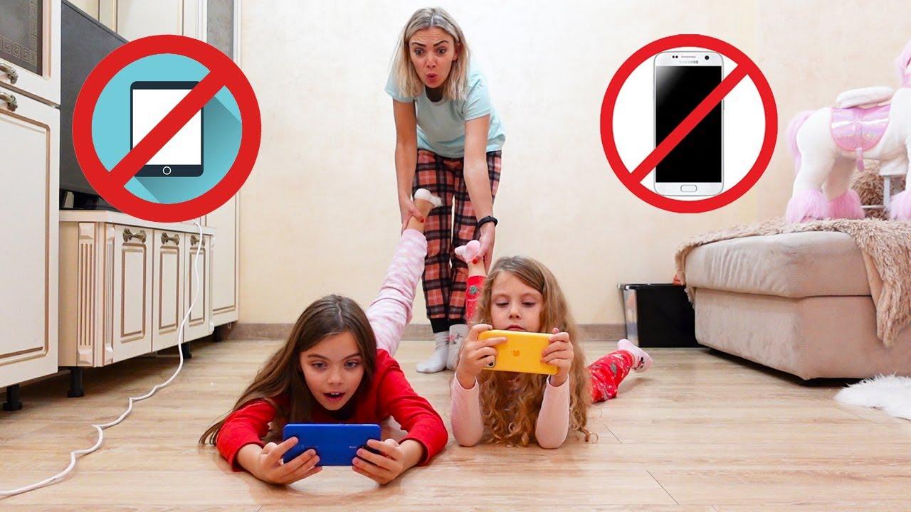 24 ore fara TELEFON | Oare vor REZISTA Fetele ?!