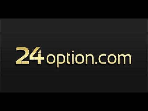 24option как открыть демо счет