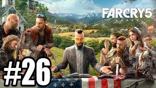 KOTWICZKA ZAGŁADY - Let's Play Far Cry 5 #26 [PS4]