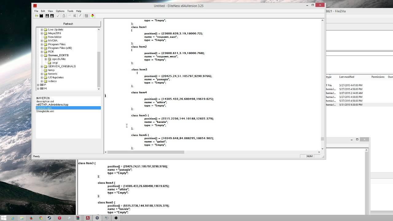 Parachute spawn system - Scripts - Epoch Mod Community