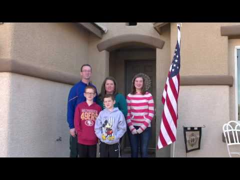 The Wallace Family and the sonnenBatterie Energy Storage System