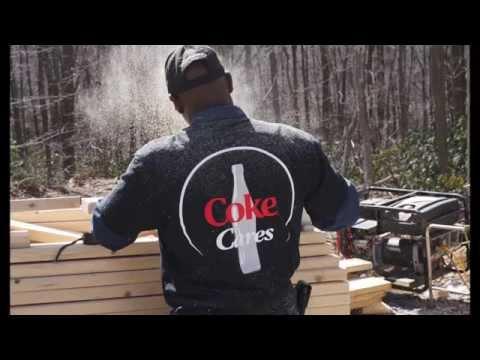 Coke Cares - Chestnut Mountain Ranch
