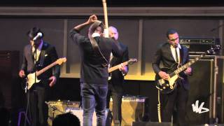 "Raphael Saadiq ""Heart Attack"" Live @ CES 2011 Las Vegas"