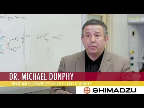 Walsh University Partnership with Shimadzu