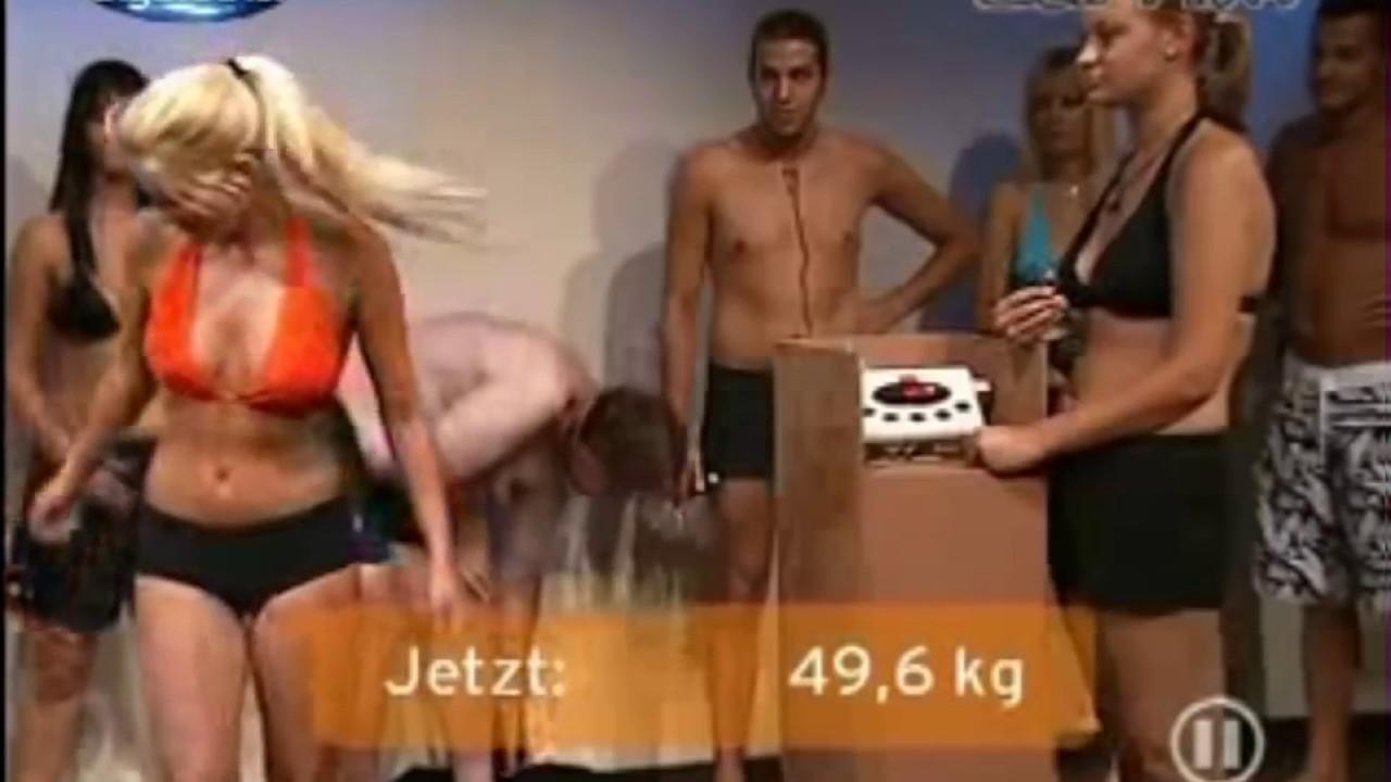Chubby german woman