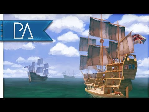 Awesome NEW Age Of Sail Game - Her Majesty's Ship