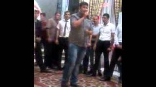 Песня на свадьбе