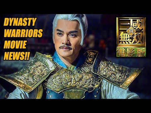 Dynasty Warriors Movie News! New photos and Cast of Characters Revealed! - 真·三国无双 THE MOVIE