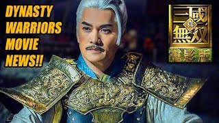 Video Dynasty Warriors Movie News! New photos and Cast of Characters Revealed! - 真·三国无双 THE MOVIE download MP3, 3GP, MP4, WEBM, AVI, FLV April 2018