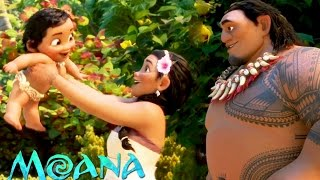 Moana official full trailer  3 - Disney Moana