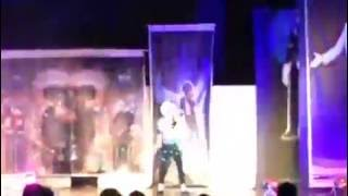 """отрывок из шоу Майкла Джексона в """"Пунта Кана"""" Доминиканская республика  28.10.13г"""