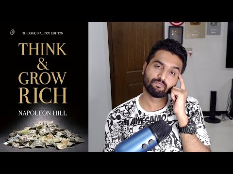 THINK AND GROW RICH BOOK REVIEW AND SUMMARY