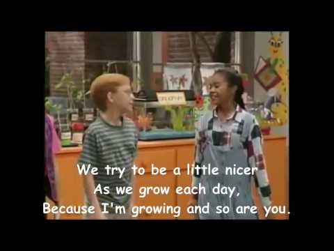 Barney - Growing w/ Lyric