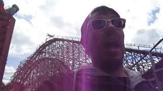 Viper Marathon Review Six Flags Great America 4-13-19