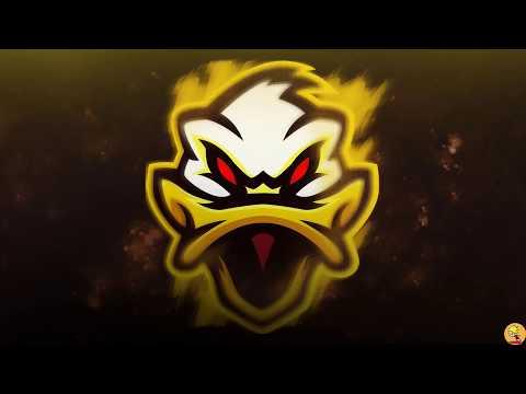 Duck Mascot Logo Speedart Illustrator Youtube