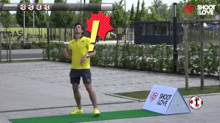 Shoot for Love Challenge : Mats Hummels, Borussia Dortmund