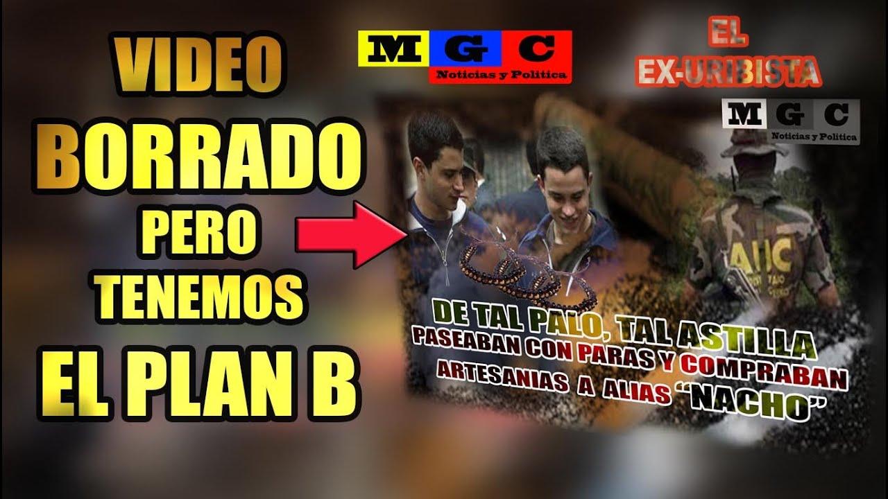 VÍDEO BORRADO PERO TENEMOS PLAN B
