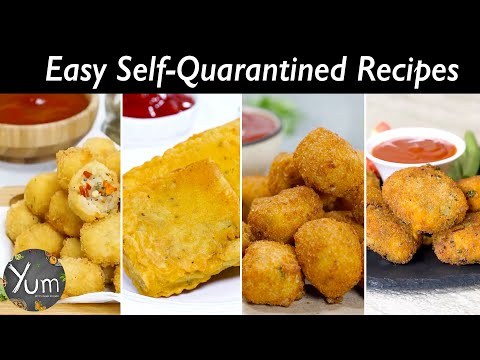 Easy To Make Self Quarantined Recipes