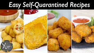 Easy To Make Self - Quarantined Recipes