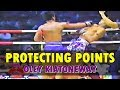 Oley Kiatoneway - The Art of Protecting Points | Muay Thai