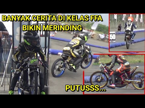 Kumpulan Motor tercepat seindonesia super Ffa 350cc pre final idc wonosari