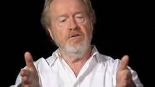 "Director Ridley Scott Discussing ""Gladiator"""