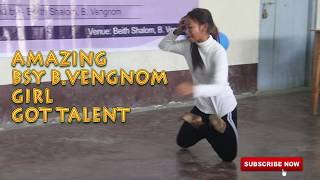 Amazing talent flexible girl from b.vengnom (celebration of israel independent day 2019)