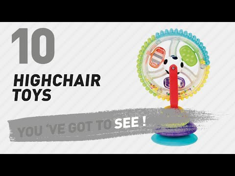 Highchair Toys, Uk Top 10 Collection // New & Popular 2017