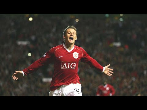 Ole Gunnar Solskjaer, Baby-Faced Assassin [Best Goals]