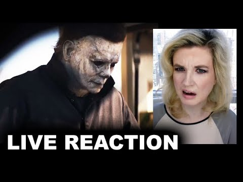 Halloween 2018 Trailer REACTION