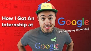 How I FAILED My Interview at Google (and got a job anyway)