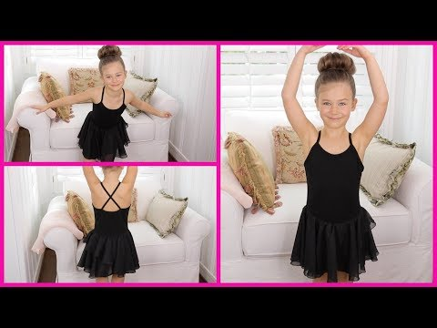 REVIEW:  MdnMd Skirted Ballet Leotard