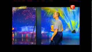 Украина мае талант 4 Владимир Месак.mov