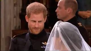 Cutest Сandid Moments From the Royal Wedding Of Prince Harry and Meghan Markle