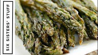 Roasted Asparagus 3 Ways | Six Sisters Stuff