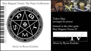 Tokyo Map ~Shin Megami Tensei IV~ (Piano Collections)