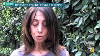 Detenute Rom nelle ville di lusso