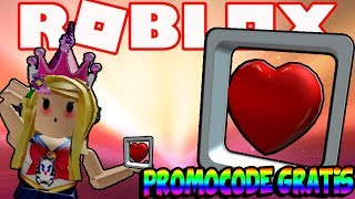 😲HOW TO GET THE TOTALLY FREE HEART HOVERING IN ROBLOX (NEW PROMOCODE)😲