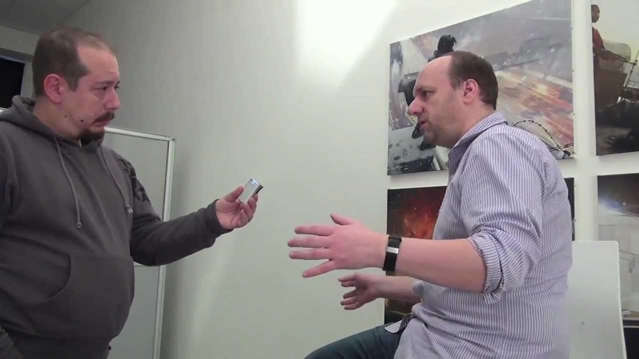 Interview With David Cage Quantic Dream Studio Tour