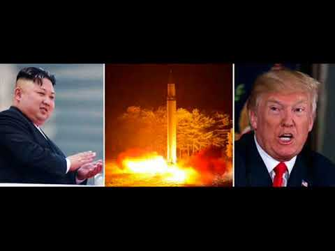 NORTH KOREA GETTING READY  : NUCLEAR MISSILE ATTACK ON HAWAII!!