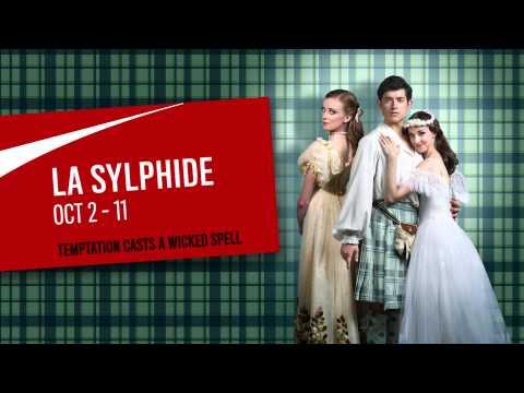 Colorado Ballet presents La Sylphide