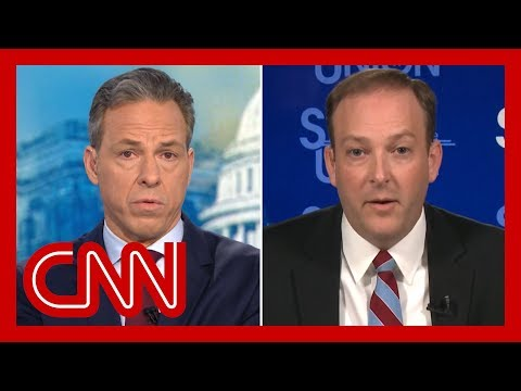 Jake Tapper to GOP lawmaker: Is this okay with you?