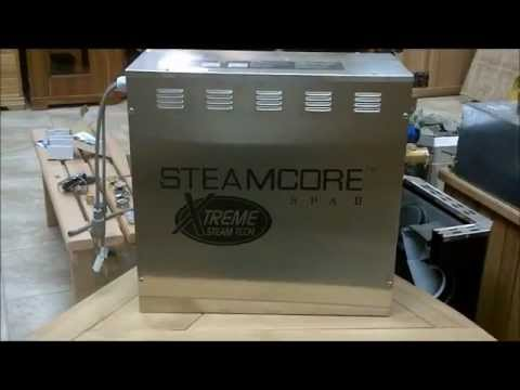 Steamcore Spa II Steam Bath Generator