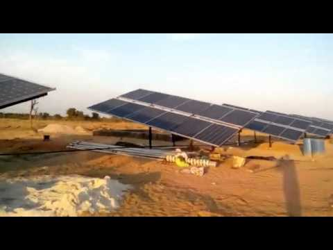 Sikar solar water pump Sikar