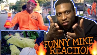 FunnyMike- Told On Myself (OFFICIAL MUSIC VIDEO)(REACTION)
