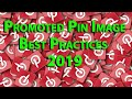 🔥Optimize Promoted Pin Images And Drive More Traffic 🔥 -  Pinterest Marketing 2019 🔥
