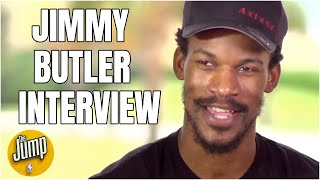 Jimmy Butler on expectations for Game 2 vs. the Lakers