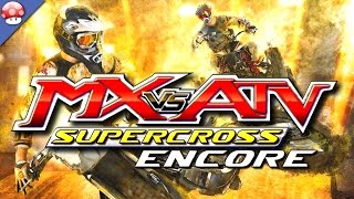 MX vs ATV Supercross Encore Edition Gameplay PC HD [60FPS/1080p]